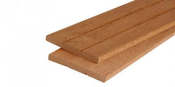 keruing-plank